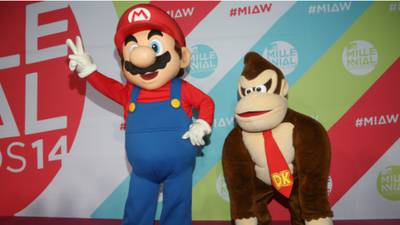 'Super Mario Bros.' animated film will be voiced by all-star cast