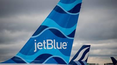 Unruly JetBlue passenger arrested after trying to storm cockpit, attacking flight attendants: FBI