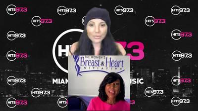 Wellness Wednesdays: Andrea Ivory of the Women's Breast & Heart Initiative