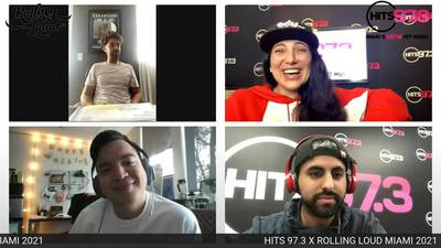 SOLFO Morning Show Interview with Founder of Rolling Loud Tariq Cherif
