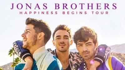 Listen to Kimmy B to Win Jonas Brothers Tickets!