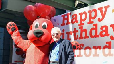 'Clifford the Big Red Dog' movie set for November release